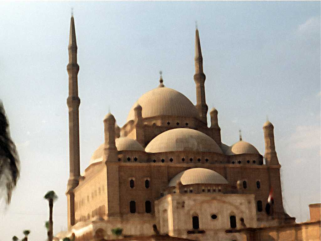 Mosque of Mohammad Ali
